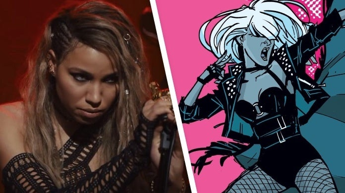 birds of prey trailer black canary