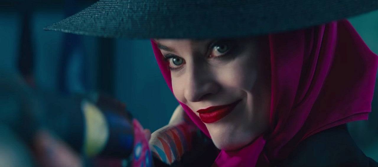 Birds of Prey Trailer Harley Quinn Holiday Batman Animated Series Easter Egg