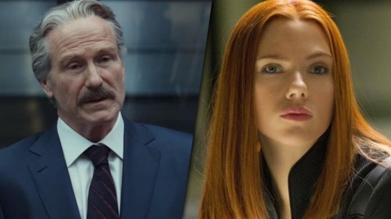 New Black Widow Set Photos Confirm William Hurt on Set
