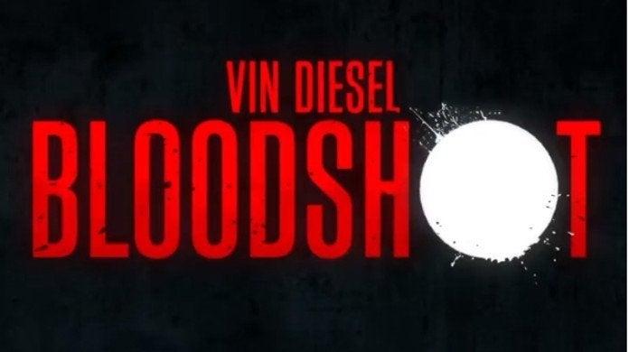 Bloodshot Vin Diesel