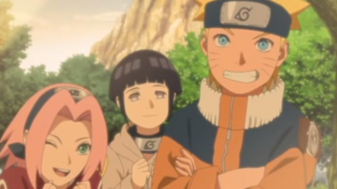 Boruto Shares Adorable Hinata, Naruto Scene