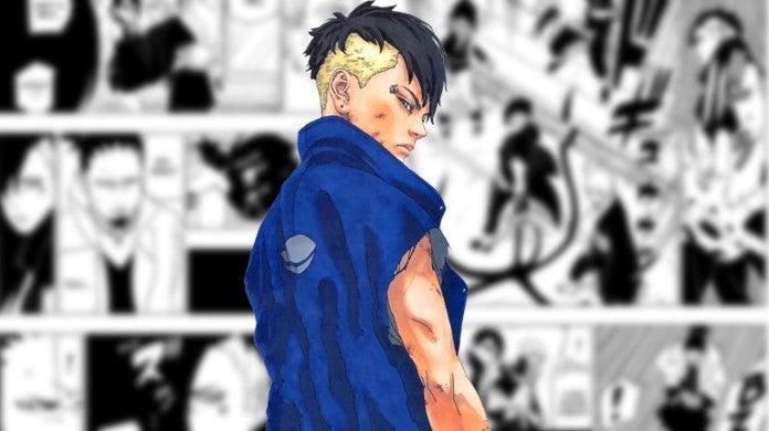 Boruto Manga Chapter 39 Kawaki New Karma Powers