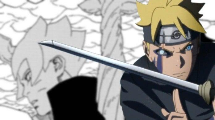 Boruto Naruto Chapter 39 Kawaki