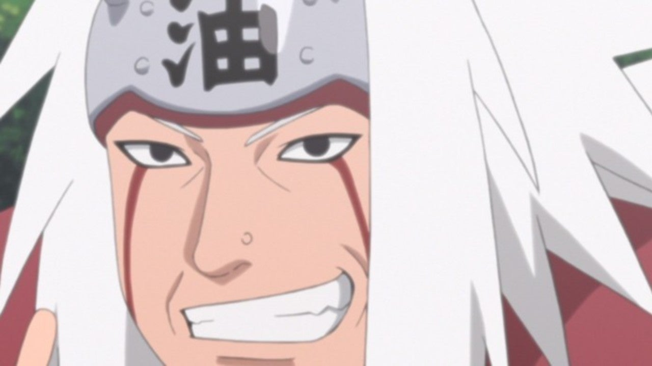 Here's How the New Boruto Episode Revisited Jiraiya
