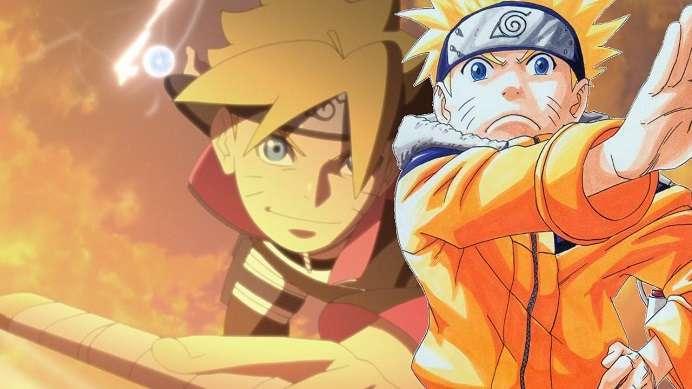 Boruto Naruto Xover