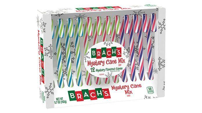 brachs mystery flavor candy cane
