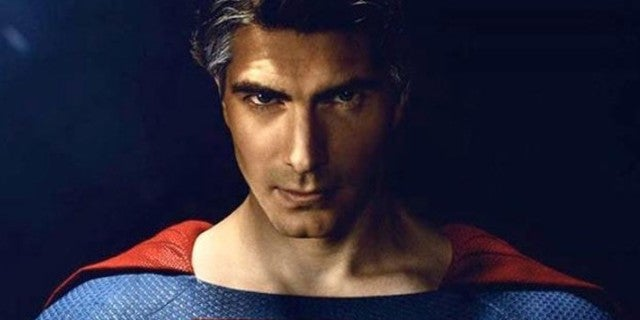 Crisis On Infinite Earths: New Look At Brandon Routh's Kingdom Come Superman
