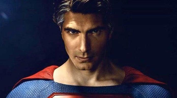 Brandon Routh Superman Workout Arrowverse Crisis on Infinite Earths