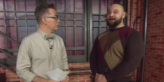 Watch: Bray Wyatt Appears In-Character on Local News Show, Freaks out the Hosts
