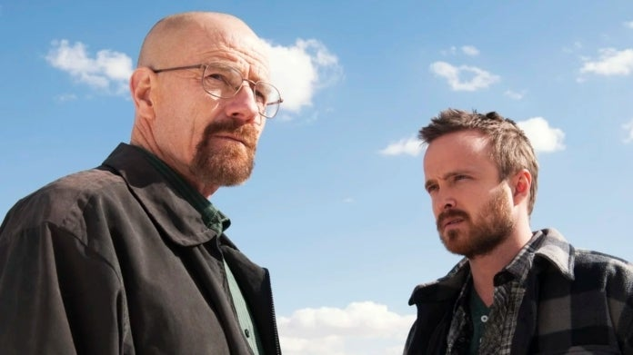 Breaking Bad Walt Jesse Bryan Cranston Aaron Paul