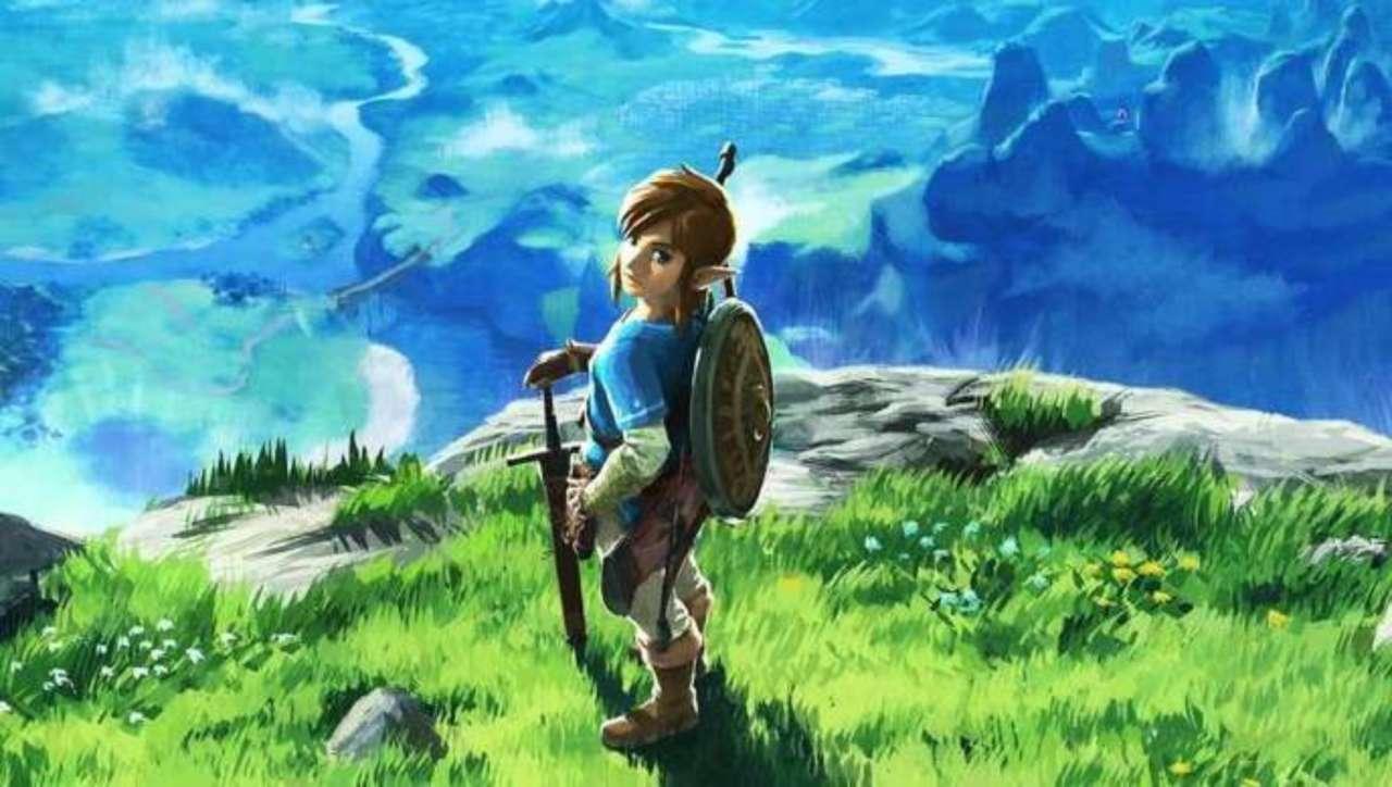 Legend of Zelda - cover