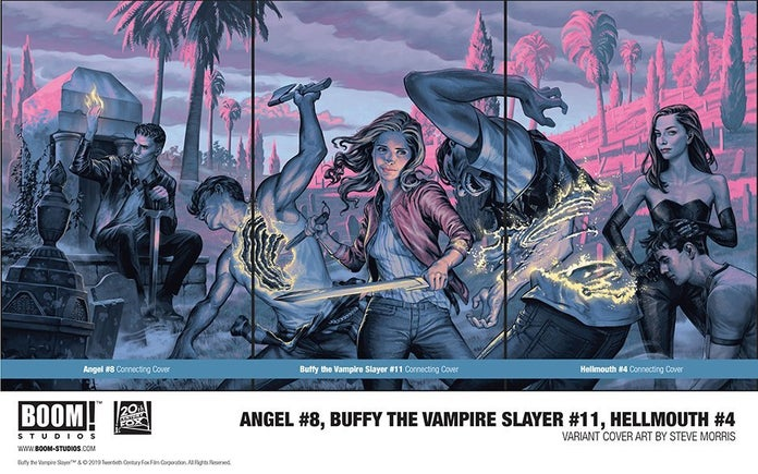 Buffy-The-Vampire-Slayer-11-Kendra-Connecting-Covers-Morris