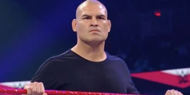 WWE Fans Not Impressed by Cain Velasquez's WWE Raw Appearance