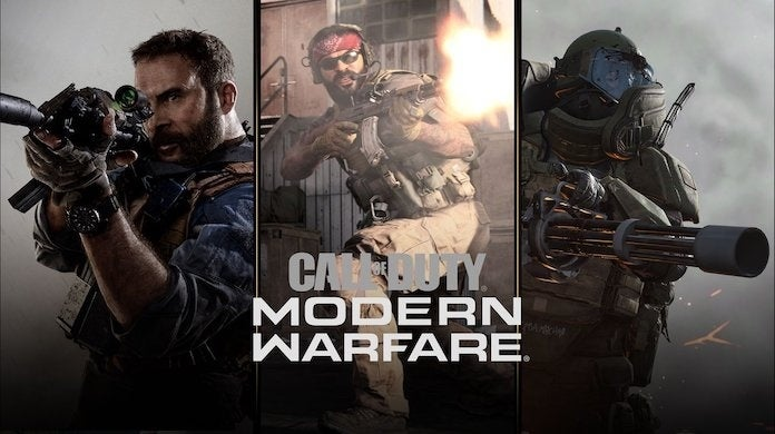 call of duty- modern warfare