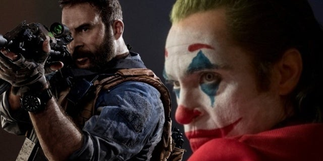 Call of Duty: Modern Warfare More Than Doubled Joker's Opening Weekend thumbnail