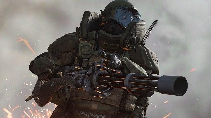 Call of Duty Modern Warfare Spec Ops
