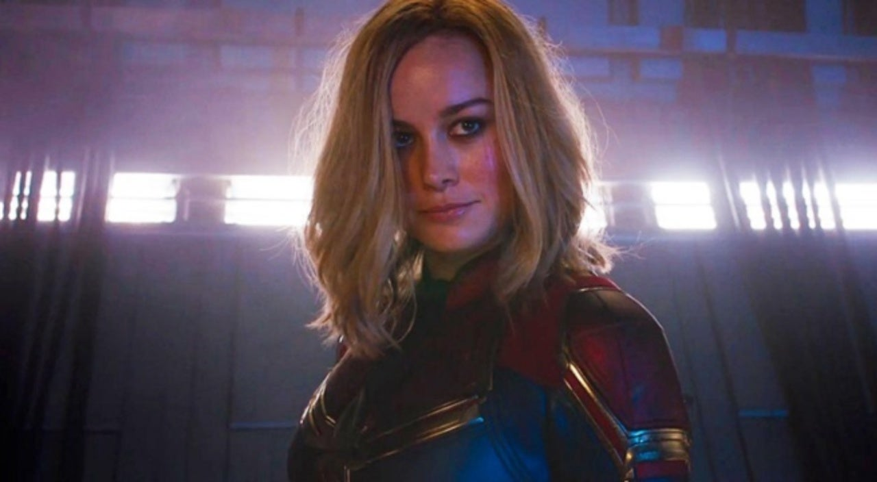 Captain Marvel Stand In For Avengers: Age of Ultron Revealed
