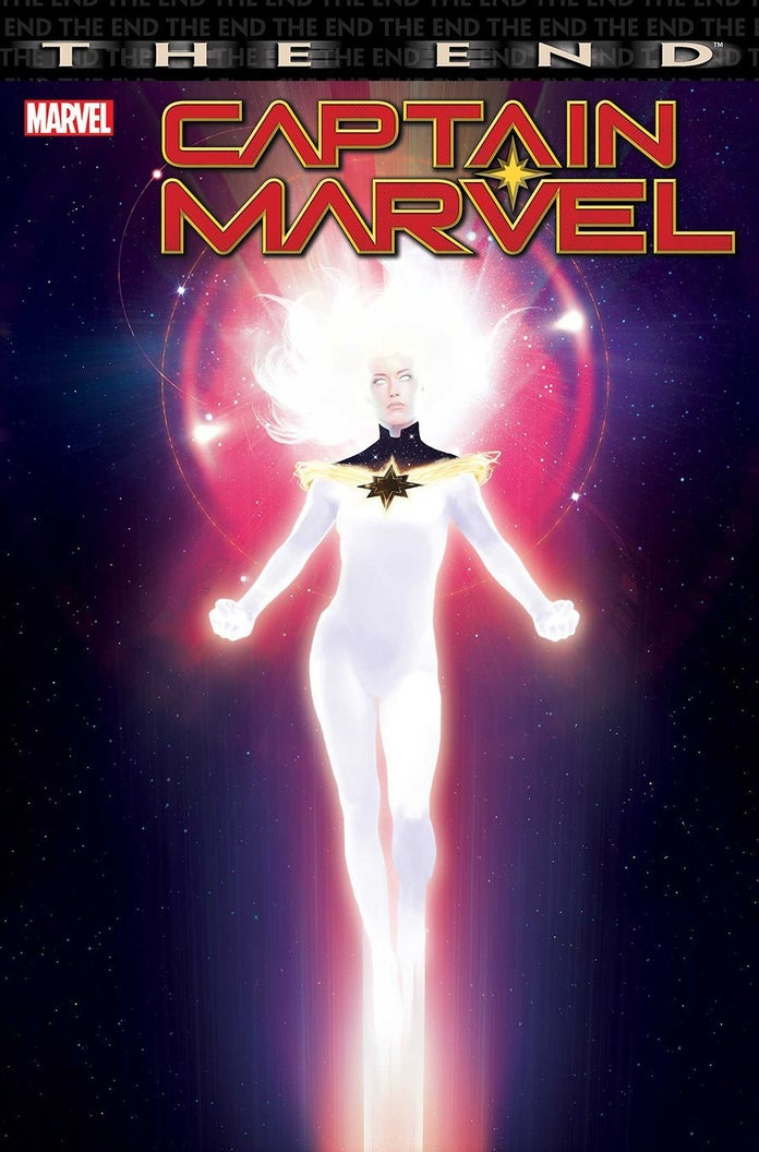 Capitão Marvel-The-End-Cover