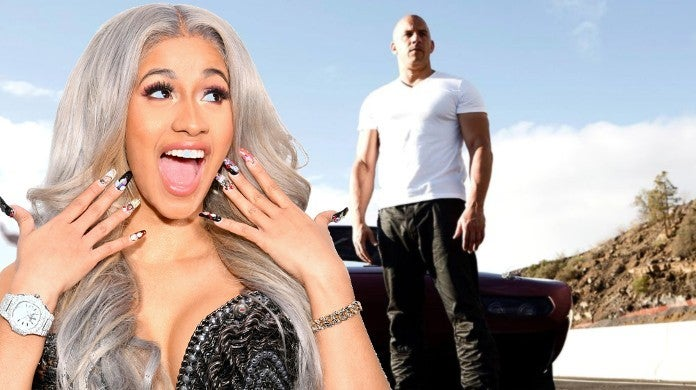 Cardi B Joins Fast Furious 9
