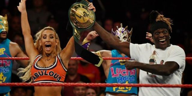 Report: Here's Why WWE Split up R-Truth and Carmella During the WWE Draft