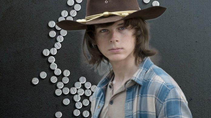 Chandler Riggs Inherit the Viper