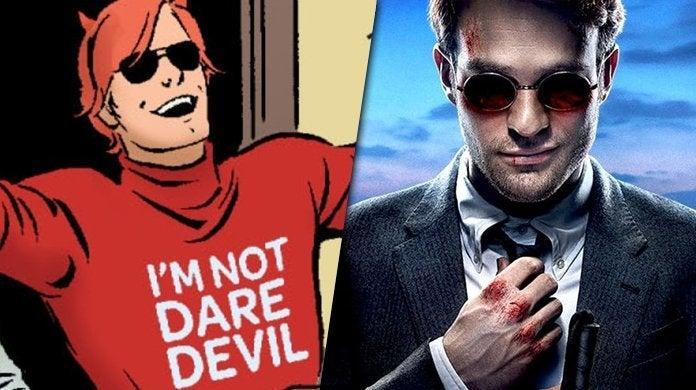 charlie cox i'm not daredevil marvel