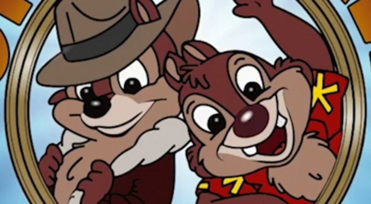 Chip 'n Dale Rescue Rangers Merch Now on Sale at Disney Parks