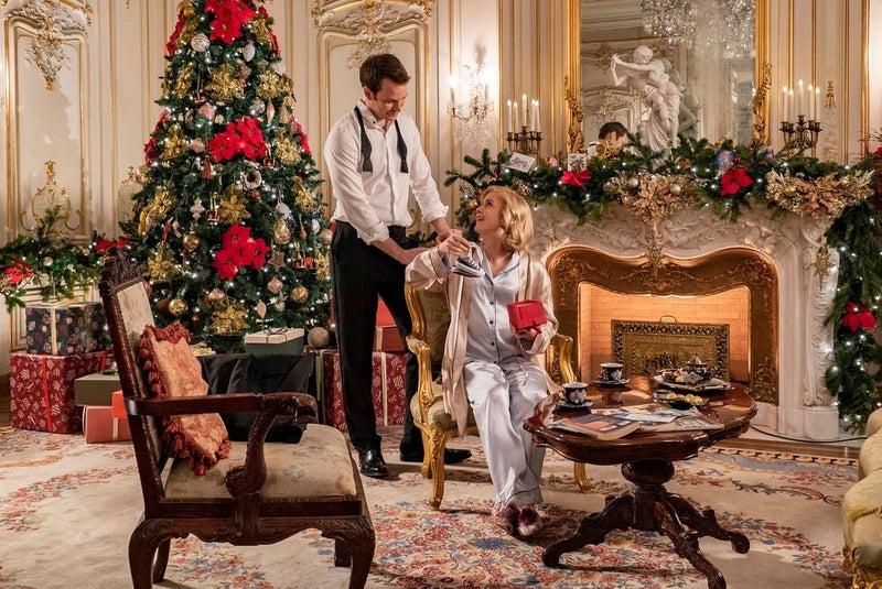 christmas prince the royal baby