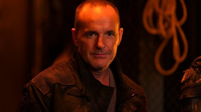 Clark Gregg Phil Coulson Agents of SHIELD Marvel