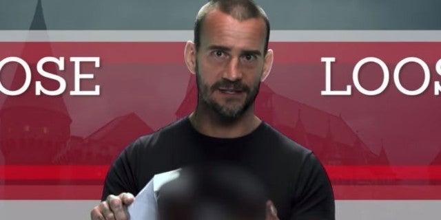 Watch: CM Punk Revives Grammar Slam Series
