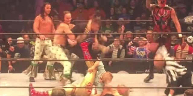 Watch: Cody Rhodes Gets Pinned by a 11-Year-Old After AEW Dynamite