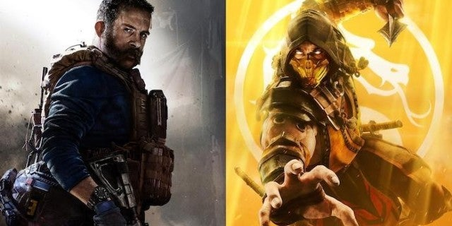 Free PS4 Themes for Mortal Kombat 11 and Call of Duty: Modern Warfare Released