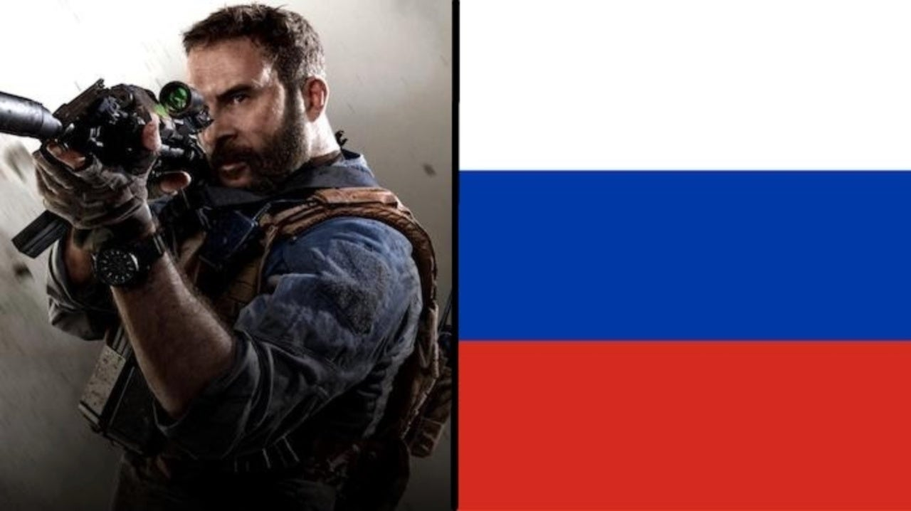 Call of Duty: Modern Warfare Banned From Russian PlayStation Store