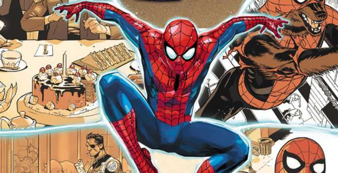 Comic Reviews - Amazing Spider-Man Full Circle #1