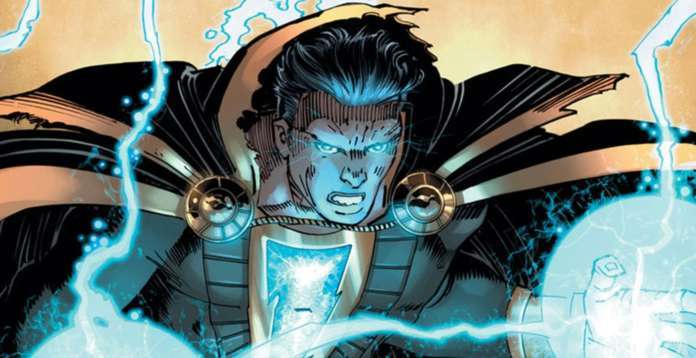 Comic Reviews - Black Adam Year of the Villain #1