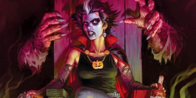 Count Crowley: Reluctant Midnight Monster Hunter #1 Review: An Endlessly Enjoyable Horror-Origin Story