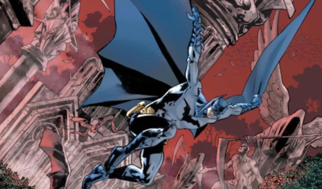 Batman Gets a Heavy Duty New Suit