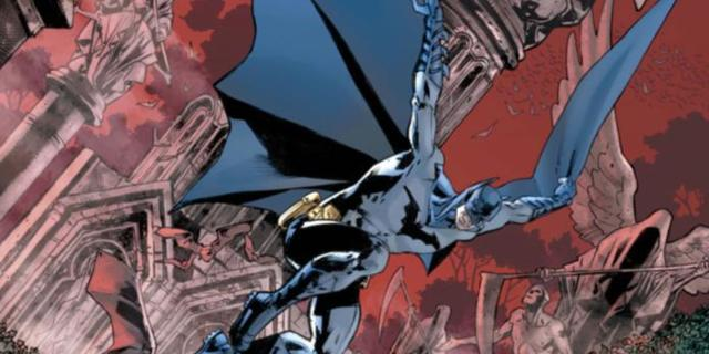Comic Reviews - The Batman's Grave #1