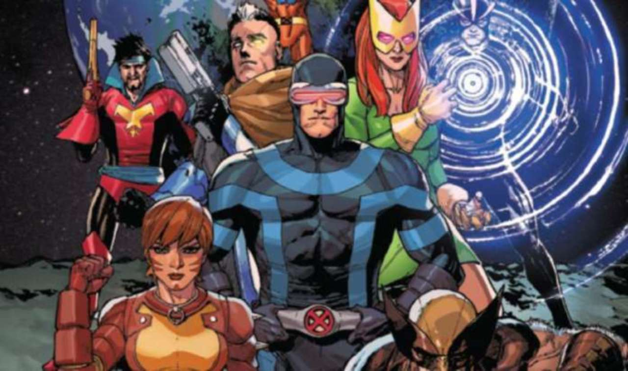 Marvel Reveals Who Is in Its X-Men Relaunch