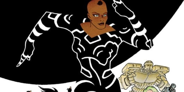 COPRA #1 Review - Cover