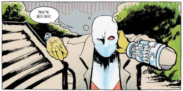 COPRA #1 Review - Lloyd