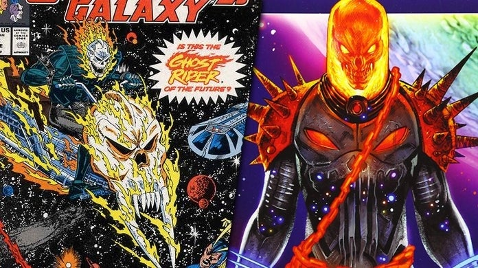 cosmic ghost rider jim valentino donny cates