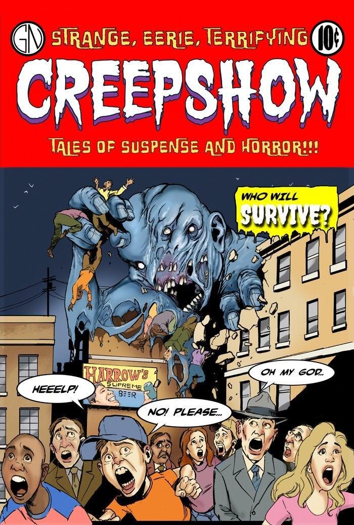 creepshow series Michael Broom_Gray Matter