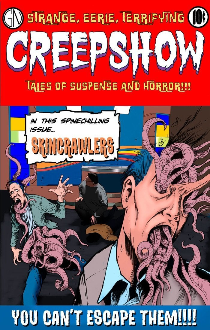 creepshow series Michael Broom_Skincrawlers