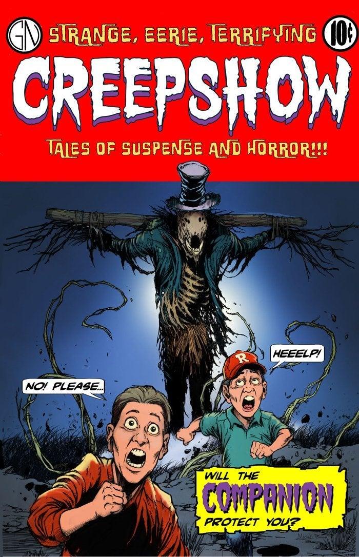 creepshow series Michael Broom_The Companion
