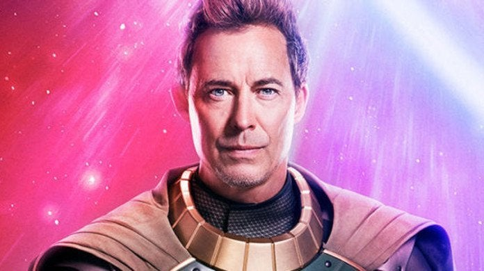 Crisis on Infinite Earths Pariah Tom Cavanagh