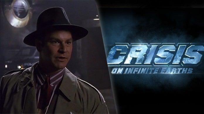 crisis on infinite earths robert wuhl batman 89