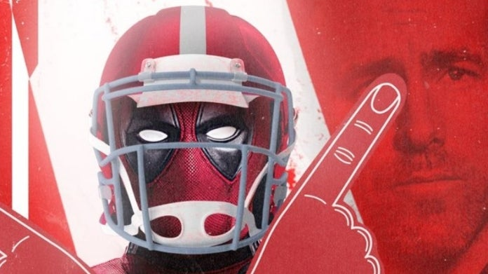 Deadpool AGBO superhero fantasy football league Deadpool Ryan Reynolds