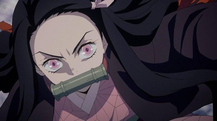 Demon Slayer Kimetsu no Yaiba Nezuko Anime