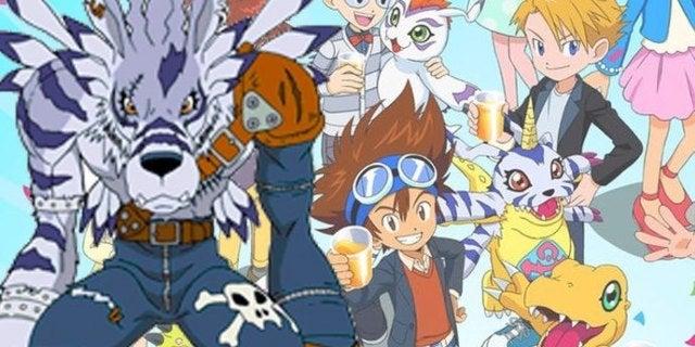 Digital Artist Imagines Digimon's Weregarumon in Real Life
